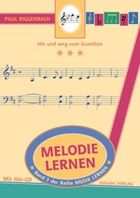 Melodie lernen Cover 2. Auflage 70mm